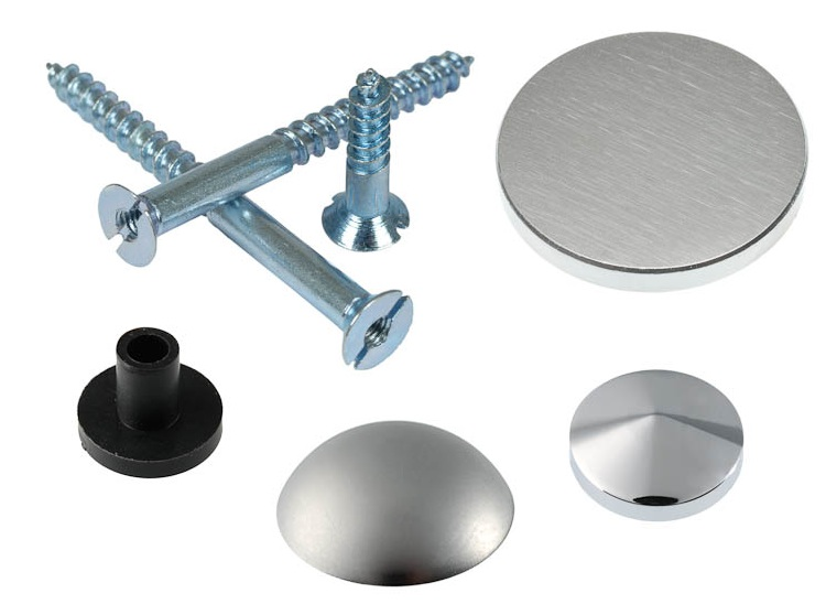 Traditional Mirror Screws & Coverheads Detail Page