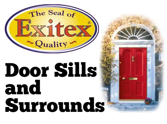 EXITEX Door Sills & Door Surrounds Detail Page