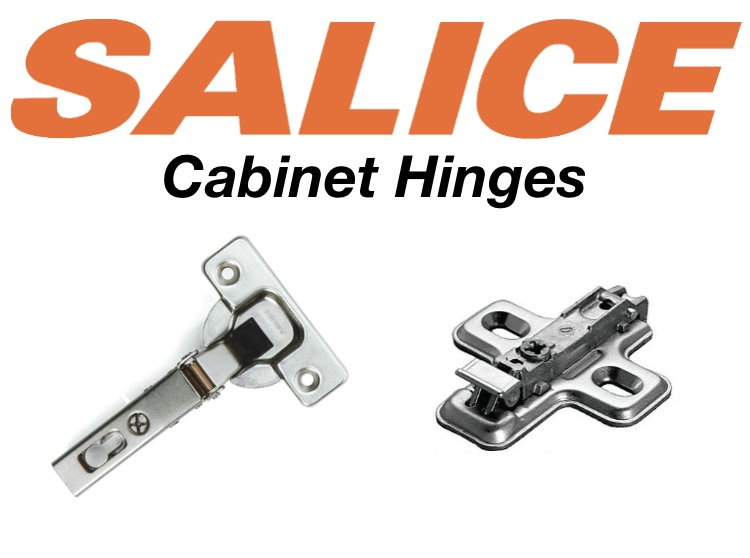 SALICE Concealed Cabinet Hinges & Systems
