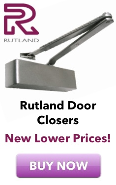 Rutland Door Closers