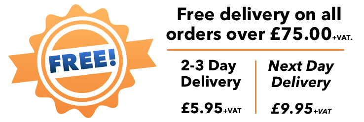 Free Delivery over �75