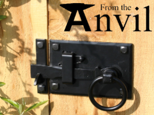 From The Anvil Black Antique Range