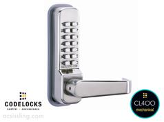 Codelock CL400 Series Mechanical Locks