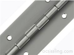 C3604/6 Medium Continuous STAINLESS Steel Piano Hinge