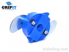 GRIPIT Type 25-2 Fixing BLUE 180kg 25mm M8