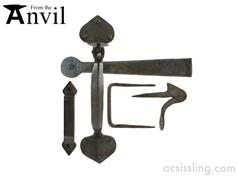 From The Anvil 33150 Gothic Thumblatch WAX