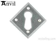From The Anvil 33613 Diamond Escutcheon Pewter