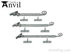 From The Anvil Monkeytail Stay PEWTER 33630  33631  33632