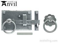 From The Anvil Cottage Latch Pewter 33666  33667