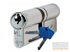 British Standard 3-Star Euro Security Double Cylinder