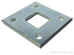 484 Pattern Receiver Plate (16mm Square)