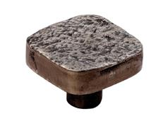 FTD5530 Dimpled Square Knob  32x32mm