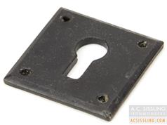 From The Anvil 91487 Avon Standard Key Escutcheon - External Beeswax