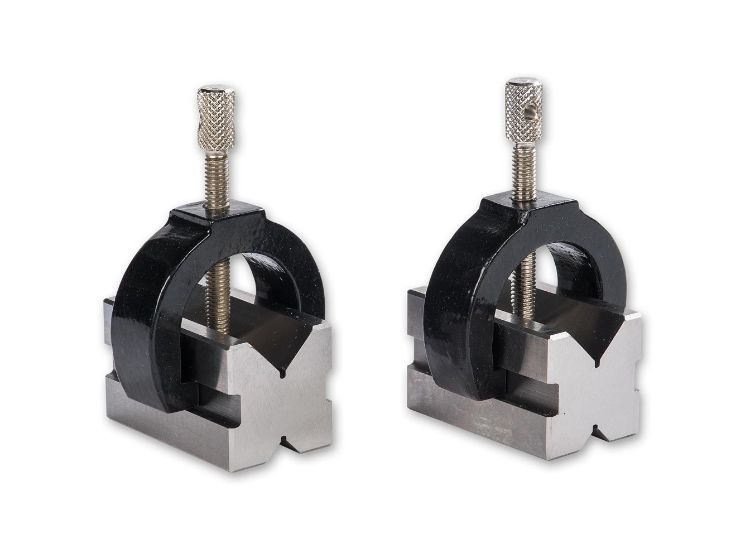 Proxxon Pair of Precision V-Blocks 475267 / 24262