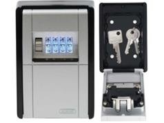 Abus 787 LED Illuminated Large Wall Mounted Key Safe (Dial Wheels)