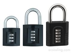 ABUS 158 Series Diecast Resettable Combination Padlocks