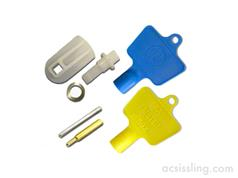 Asec Meter Cupboard Door Repair Kit
