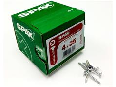 SPAX SCREWS Flange Head Pozi