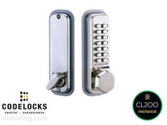 CODELOCK CL210 Mortice Deadbolt