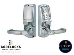 Codelock CL5000 Series Electronic Locks