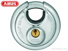 Abus 23 Series Steel Diskus Padlocks