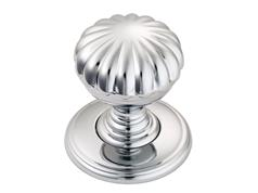 FTDDK48 Dalmain Flower Knob( Loose Rose)