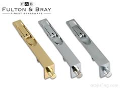 Fulton & Bray FB Series Lever Action Flush Bolts