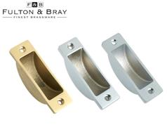 Fulton & Bray FB13 Series Easy Clean Floor Sockets