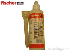 Fischer FIP150SF Mini Injection Resin 51mm Cartridge 150ml