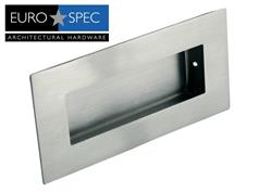 Eurospec FPH1000 Series Stainless Rectangular Flush Pulls