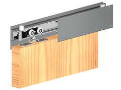 Rothley HERKULES-120 Interior Door Kits - 120kg Top Hung System