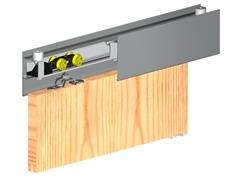 Rothley HERKULES-60 Interior Door Kits - 60kg Top Hung System