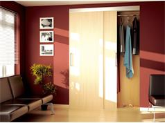 Rothley HORUS Wardrobe 'Double Top' Track Kits - 45kg Top Hung System