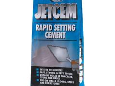 JETCEM Rapid Setting CEMENT 3Kg Bag