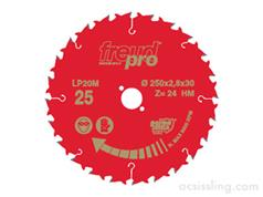Freud-Pro LP20M Series TCT Coarse Blades for Portable Machines (Along Grain Cutting)