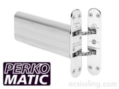 Perkomatic R85 Hydraulic Concealed Jamb Door Closer