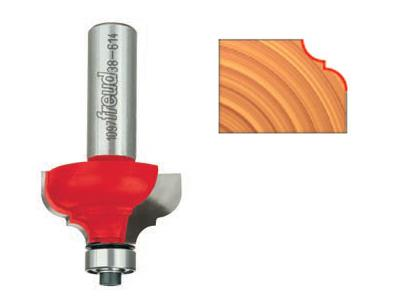 Freud 38-614 Classical Ogee Router Bit with 1//2 inch Shank
