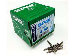 SPAX SCREWS Countersunk Stainless Steel POZI