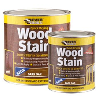 Wood Stains & Preservers