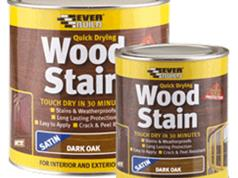 Everbuild Woodstain