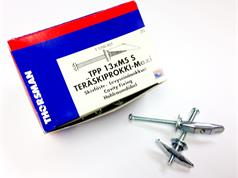THORSMAN TPP13xM5S PLATTIPUG Cavity Fixing (M5 Screw)