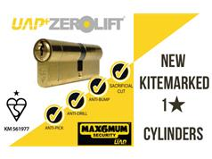 British Standard 1-Star Kitemarked TS007 Security Double Euro Cylinders (Anti-Snap) To Differ