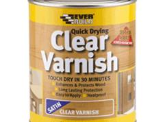 Everbuild Varnish
