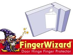 FINGER WIZARD Gap Cover Finger Protection