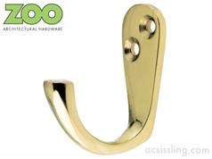 Zoo ZAB81 Series Single Robe Hooks