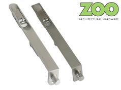 Zoo ZAS / ZASR Series Stainless Lever Action Flush Bolts