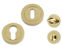 DA-T DAT001/2 Escutcheons 50mm (Concealed Fix)