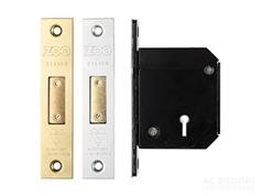 Zoo ZBSCD Series 5L Mortice Deadlocks Kitemarked BS3621 (Direct Replacement for CHUBB /UNION 3G114 Deadlocks)