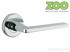Zoo ZCZ010 LEON Round Rose Lever Suite