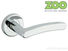 ZOO ZCZ SANTIAGO Round  Rose Lever Suite Push on Rose